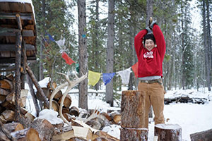 Yukon Aurora English Camp画像