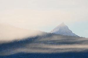 クルアニ国立公園オーロラツアー