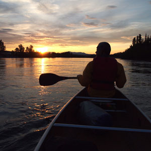 Summer Canoe Tours