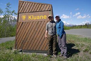 クルアニ国立公園大自然ドライブ