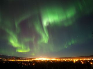 The Value of Seeing the Aurora Borealis Image